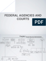 Fall 2014 Lecture Fed. Agencies & Courts