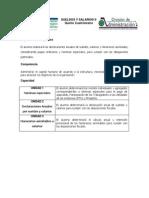 Evaluación de Sueldos y Salarios II.