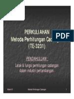 Materi MPC 01 Pendahuluan