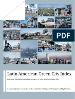 Latin American Green City Index