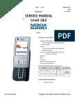 Service manual Nokia 6280