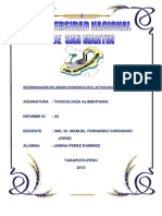 Determinación Del Grado Pungencia en El Ají Pucunucho (Reparado)
