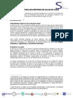 Principios Para Una Reforma de Salud en Chile