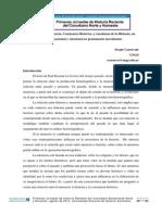 Historiografía, Memoria, Conciencia Histórica, y Enseñanza de La Historia, Un Vínculo Situacional y Relacional en Permanente Movimiento