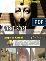 The Most Famous Egyptian Temples