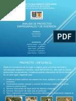 Estudio Técnico y Económico Para La Implementación de Infocan Cl V6.0