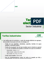 TarifaselectricasCFE.ppt