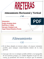 Alineamiento Horizontal y Vertical Expo Final