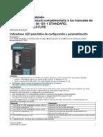 Et200s Im 151 1 Standard Im 151 1 High Feature Product Information Es-ES Es-ES