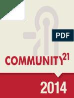 C21 Year Book 2014