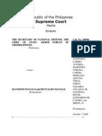 Human Rights Law 1-18-25 Secretary of National Defense vs. Manalo to Canlas vs. Napico.pdf