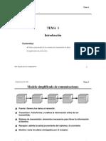 3.2 Arquitectura de Protocolos