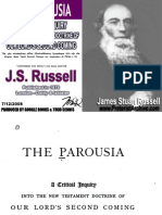 1878 Russell Parousia 1st-Ed