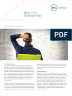 Data Consolidation and Distribution With Shareplex for Oracle Technicalbrief French 7851