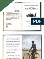 Ladybird Book - The Policeman
