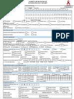 Formulir Registrasi Konseling Dan Tes Hiv