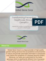 Global Gene Corp