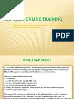 SAP basis online training | Online SAP basis Training in usa, uk, Canada, Malaysia, Australia, India, Singapore.