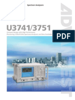 Advantest U3741-U3751