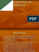 Retrofitting of Bridges