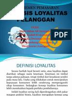 Tugas Kelompok Analisis Loyalitas Pelanggan