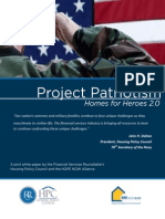 homes for veterans white paper 8 11 14