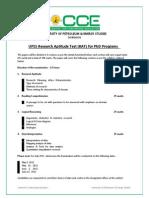 Exam Details