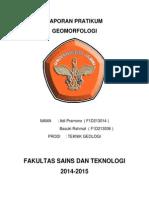 LAPORAN PRATIKUM GEOMORFOLOGI-1.docx
