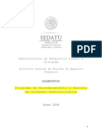 Diagnostico 2014 Unidades Habitacionales México