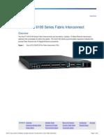 Cisco UCS 6100 Series Fabric Interconnect