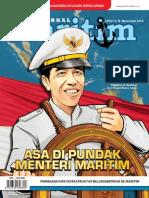 Jurnal Maritim Edisi 19 - November 2014