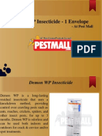 Demon WP Insecticide - 1 Envelope