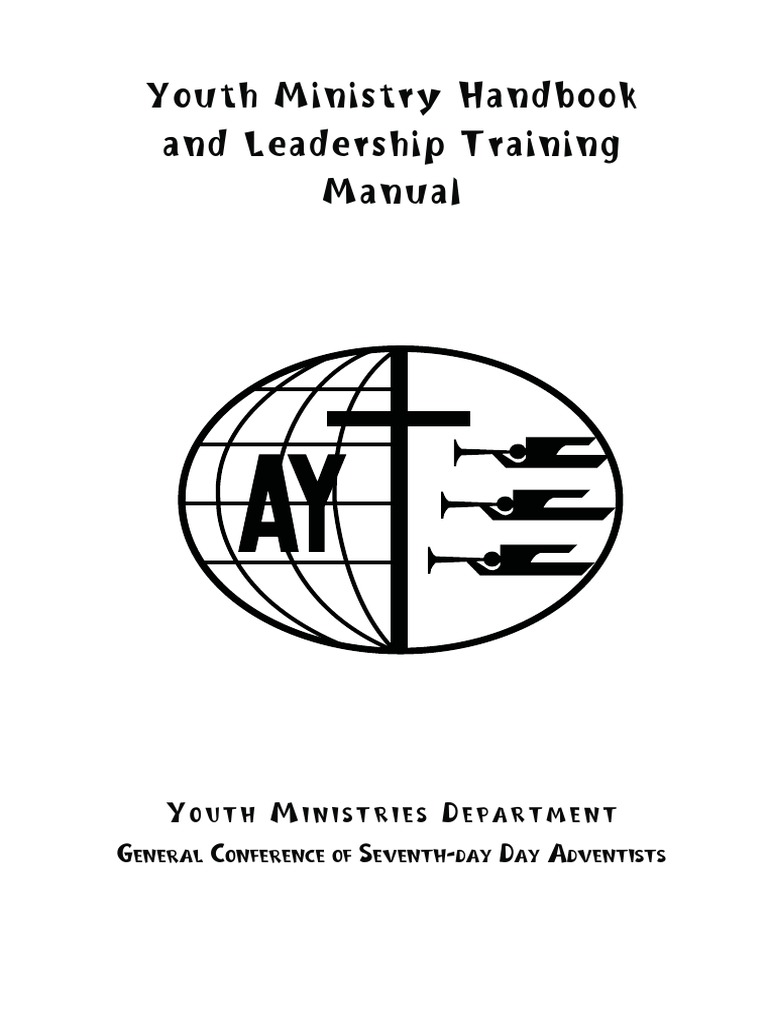Youth Ministry Handbook | Protestant Youth Ministry | Seventh Day