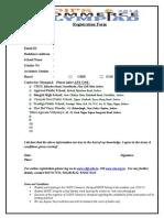 Registration Form Cdips Com Osclympiad