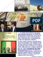 Manchester presentation on italian foreign policy