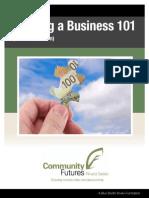 eBook Starting a Business 101