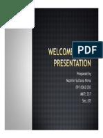 Presentation on Airtel by Nazmin Sultana NIma