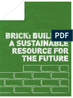 The Sustainablity of Brick Web Version