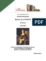 Lafayette Mme De