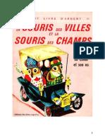 Père Castor La souris des villes et la souris des champs (Scarry 1962).doc
