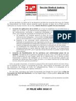 Acuerdos de La Civea 21 de Diciembre