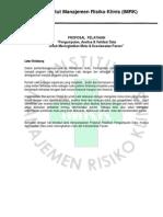 Proposal Pelatihan QPS - Persi Jatim