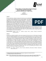 Analisis Ketersediaan Air dan Sistem.pdf