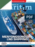 Jurnal Maritim Edisi 18 - Oktober 2014