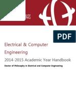 PhD Handbook 2014-2015