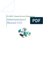 IceHrm Administrator Manual