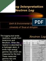 Neutron Log
