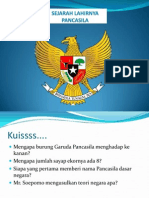 Materi 2 - Sejarah Perumusan Pancasila