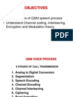 GB 0103 E1 GSM Speech Process