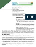 Basics of Online Stock Market India Basics of Stock Market Indian